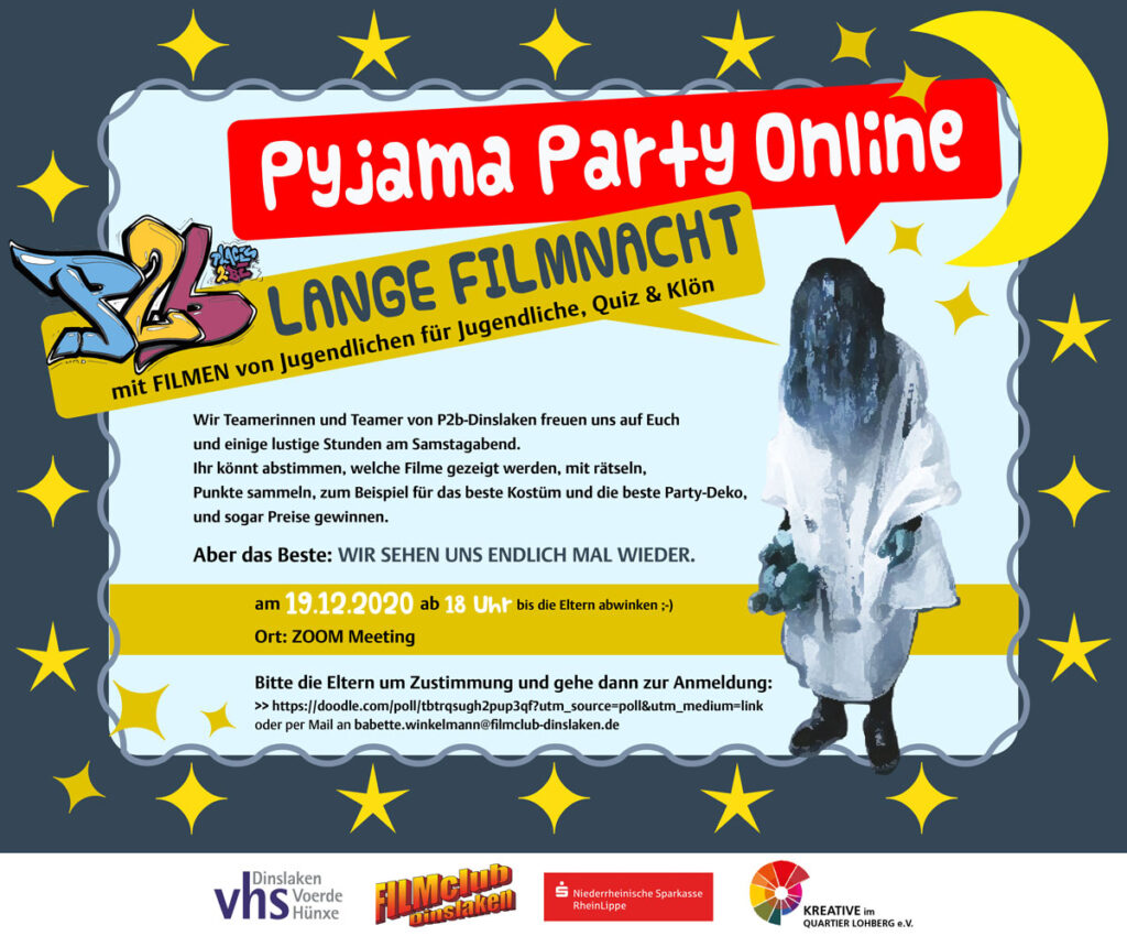 P2b Dinslaken PajamaParty